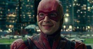 Ezra Miller confirmó que se viene la película de The Flash de DC Comics