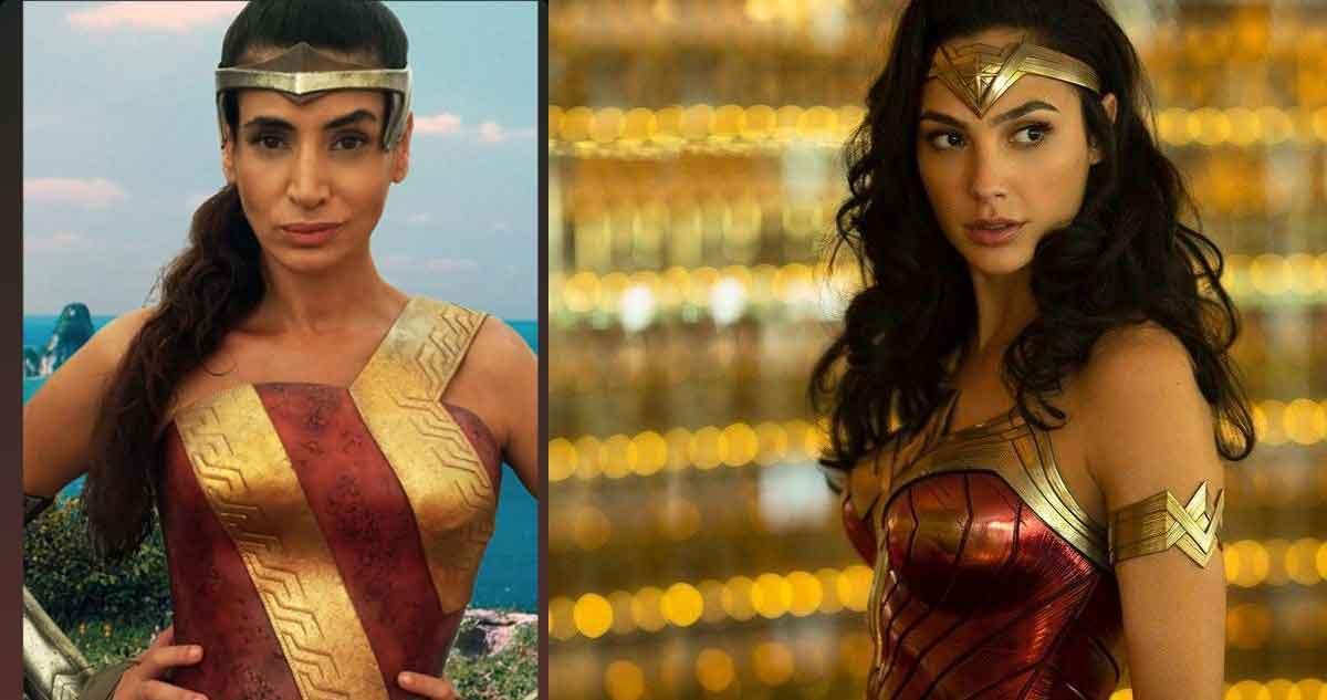 Wonder Woman 1984 tendrá nuevos trajes para las Amazonas
