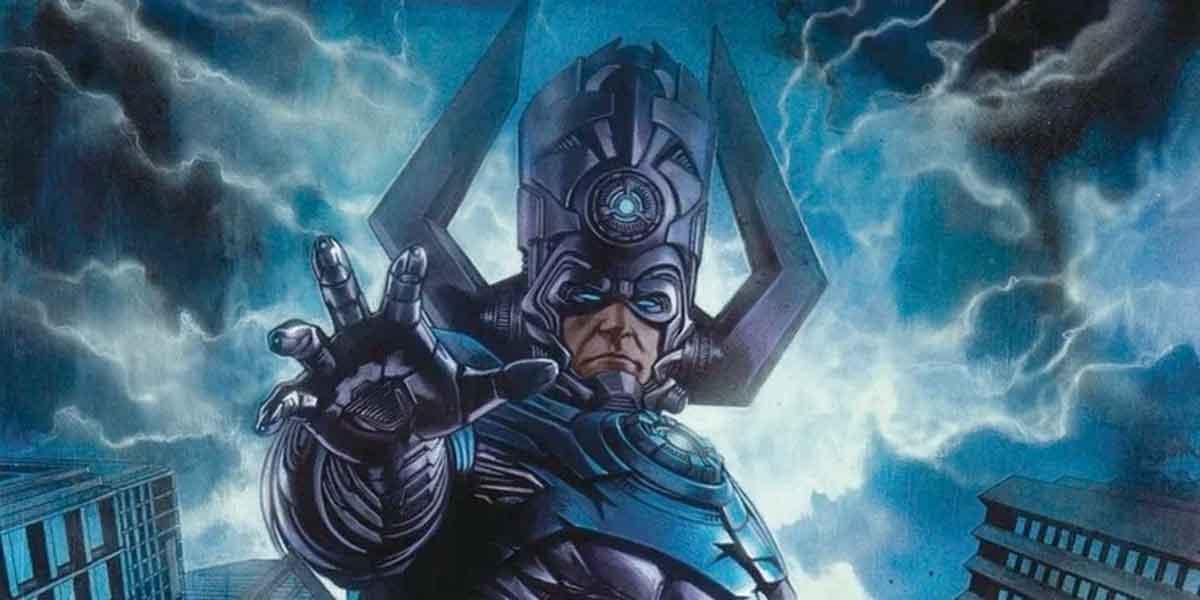 Thanos podría tener un plan B para conseguir el equilibro ¡Galactus!