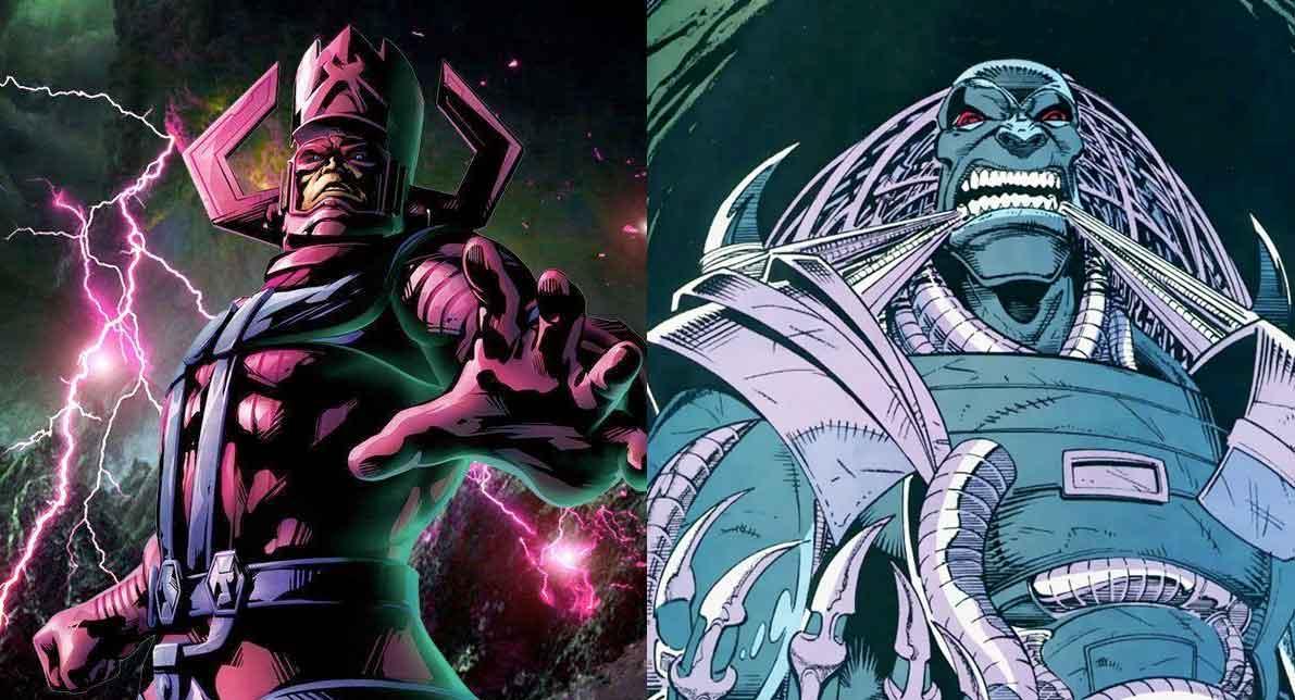 Marvel tiene grandes planes para los villanos Galactus y Tyrant