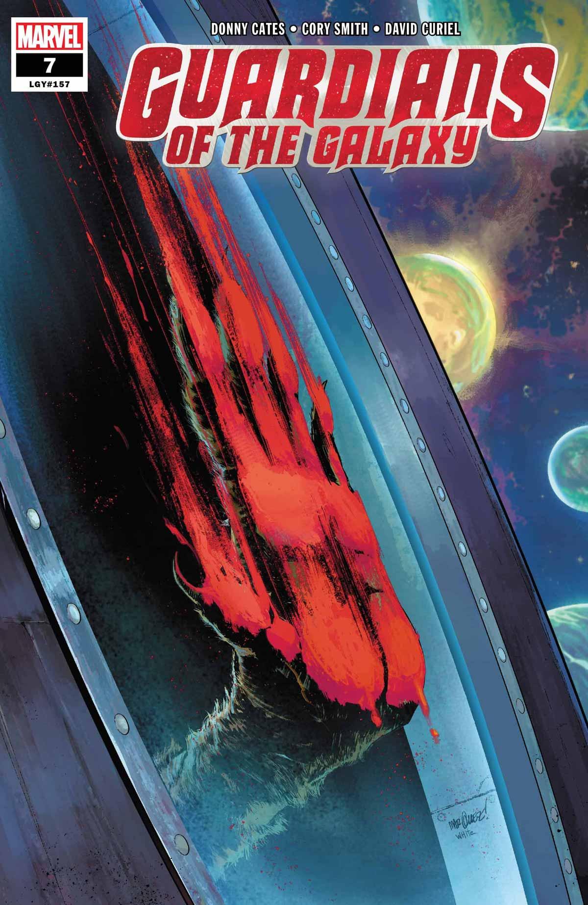 Guardianes de la galaxia 7