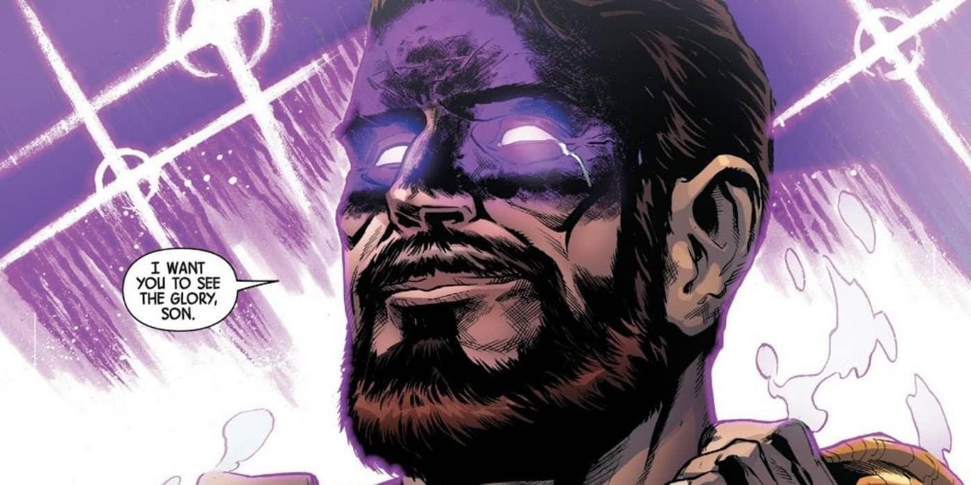 padre de Star-Lord