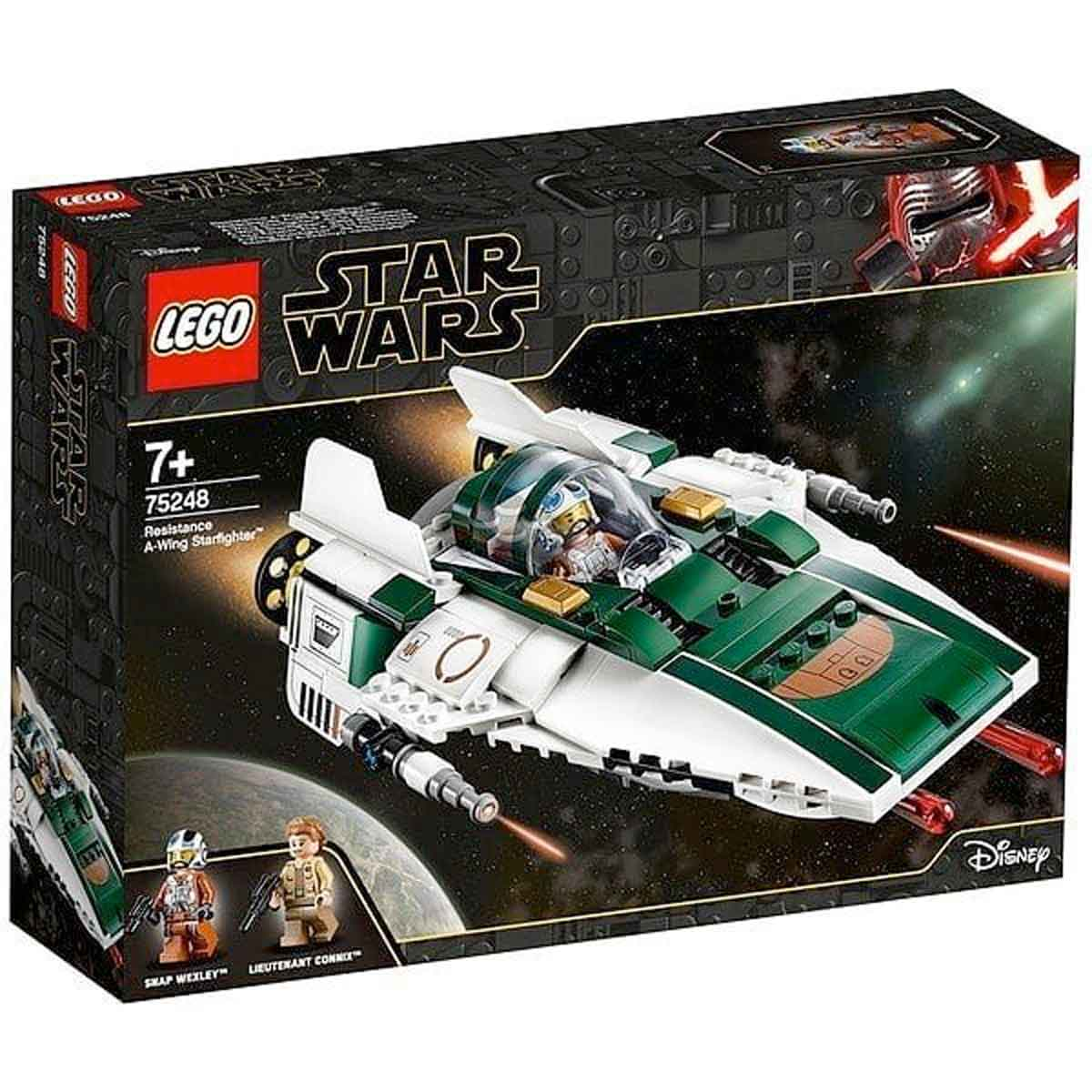 SPOILERS de LEGO de Star Wars: El ascenso de Skywalker