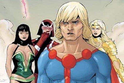 """Marvel revela que """"Los Eternos"""" tendrá un personaje abiertamente gay"""