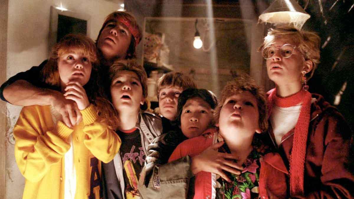 Siempre ha existido un guion de Los Goonies 2 pero nunca harán la película