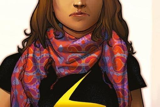 Ms. Marvel: Fuera de lo normal (Panini Cómics)