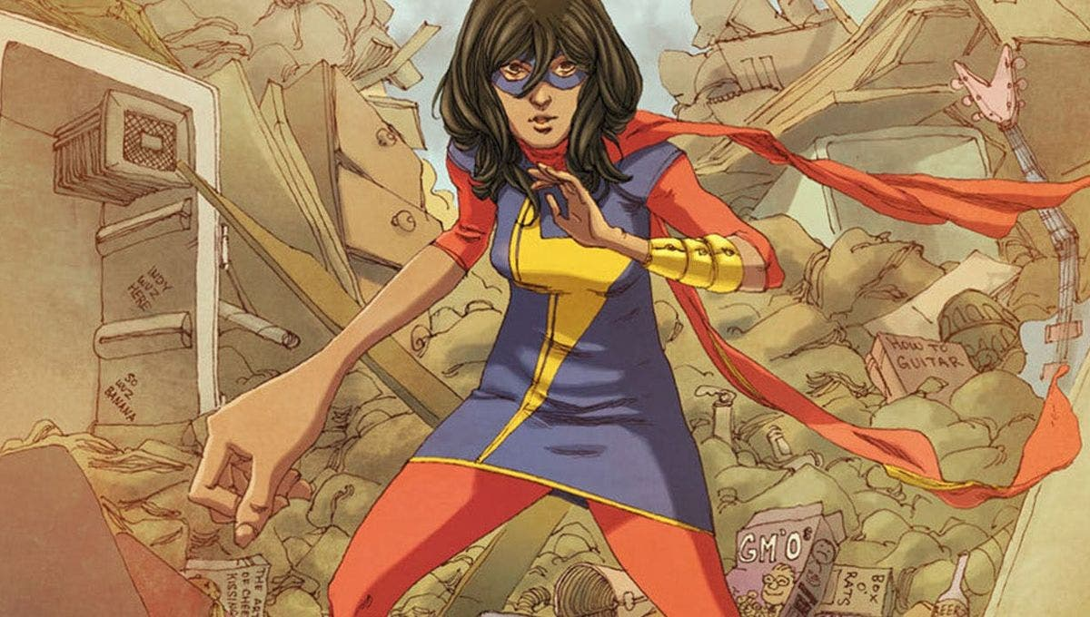 ms marvel kamala khan marvel comics