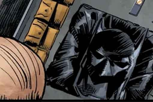 Cuando muera Batman, ya sabemos quien será su sustituto
