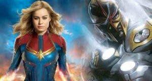 Con Capitana Marvel, no necesitamos a NOVA en las películas de Marvel