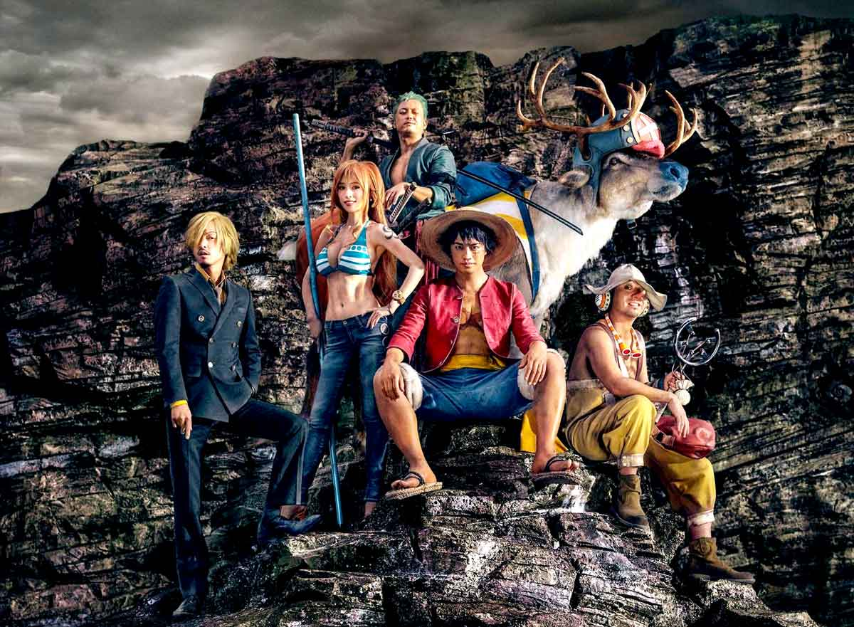 One Piece ¿Es buena idea que hagan una adaptación de acción real?