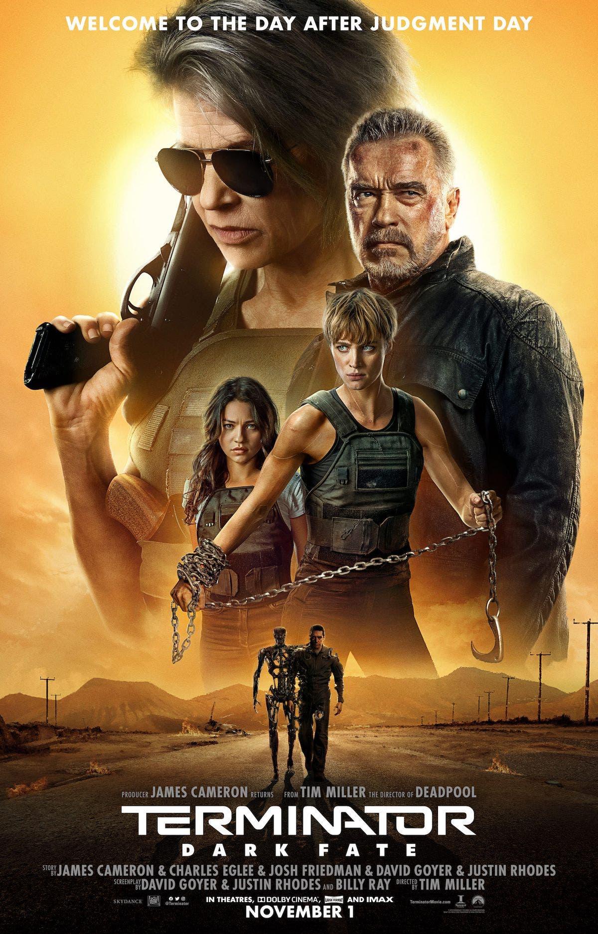 El director de Terminator: Destino oscuro se queja de las otras entregas