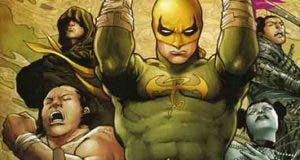 Puño de Hierro: Huida de la Octava Ciudad (Marvel - Panini Cómics)