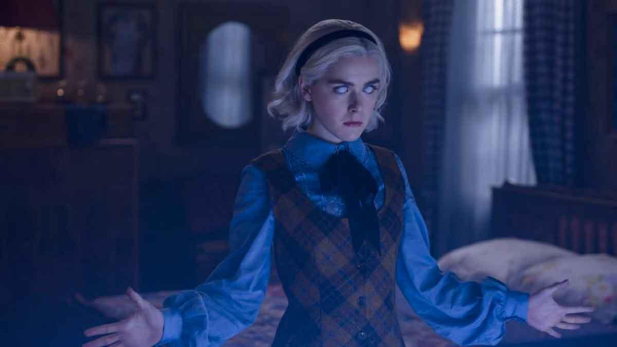 Las escalofriantes aventuras de Sabrina temporada 3 visitará el infierno