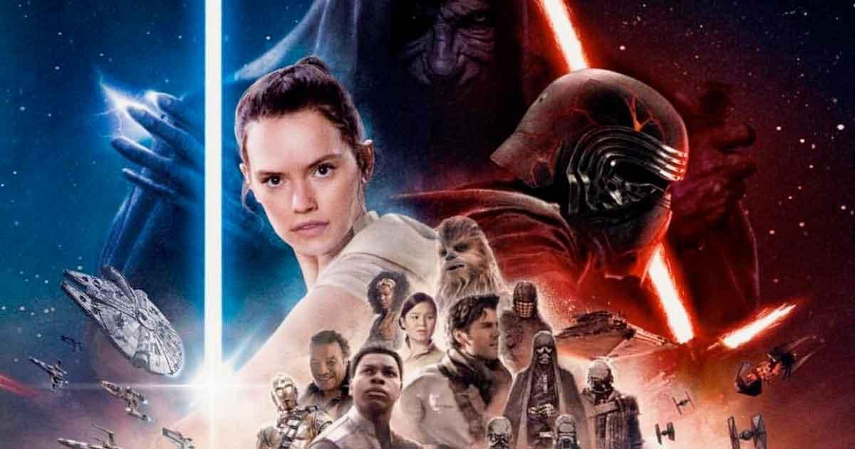 Revelan la duración de Star Wars: El ascenso de Skywalker y SPOILERS