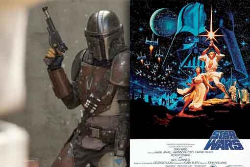 El Mandaloriano es para los fans de la trilogía clásica de Star Wars