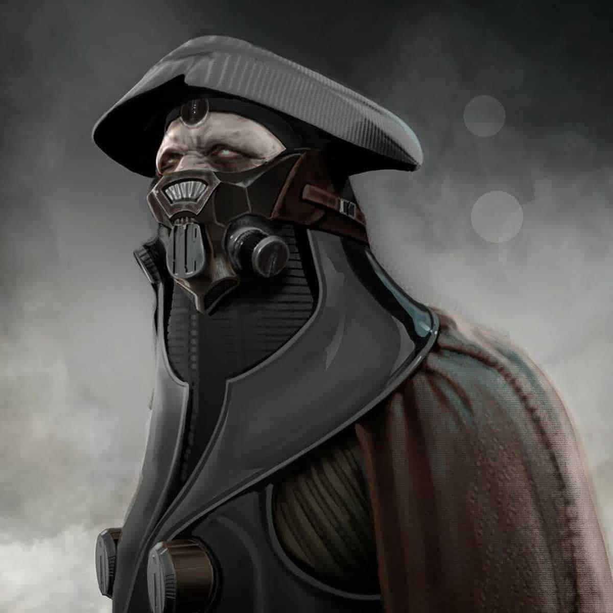 Star Wars: Kylo Ren iba a ser mucho más terrorífico