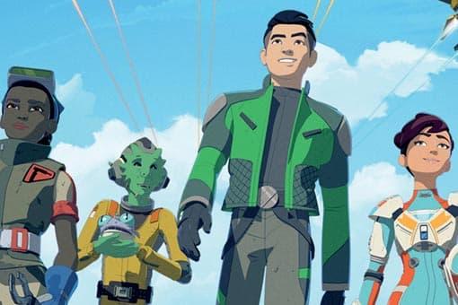 Star Wars: Resistance anuncia su final con un nuevo trailer y grandes villanos