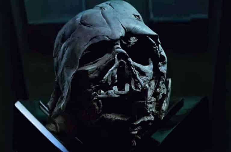 Casco Darth Vader El despertar de la fuerza