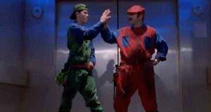 Escena eliminada de la película Super Mario Bros (1993) sale a la luz