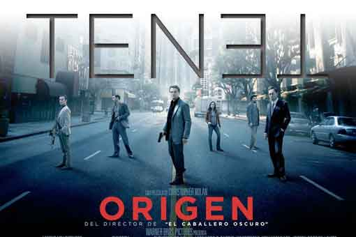 Tenet de Christopher Nolan podría ser la secuela de Origen (2010)