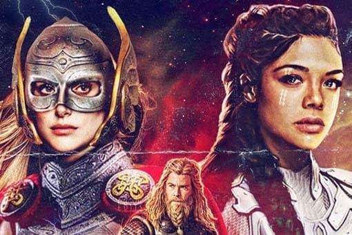 Thor: Love and Thunder. Se rumorea que un exitoso actor estará en la nueva película