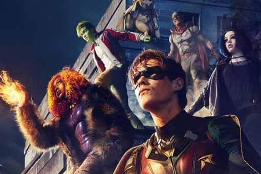 Titans: nuevas imágenes y novedades sobre la segunda temporada