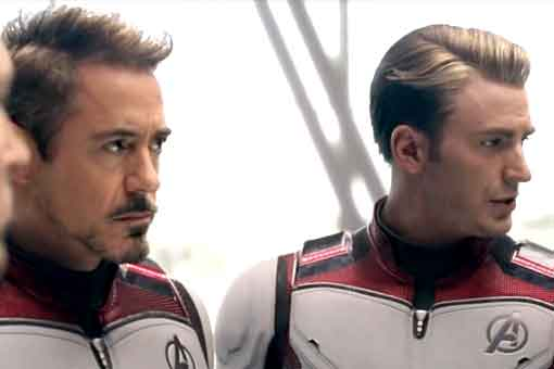 Vengadores: Endgame mandó a los héroes al año 2988 A.C.