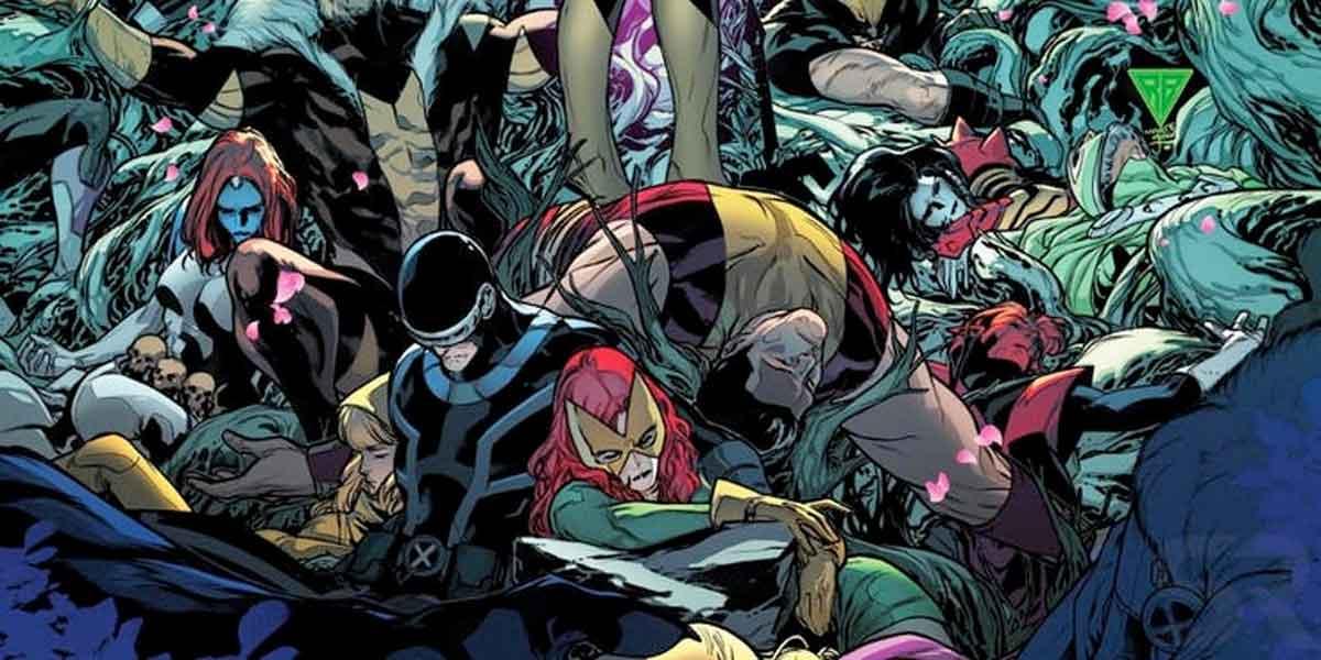 El impactante nuevo futuro de los X-Men finalmente ha sido revelado