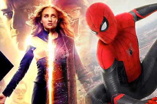 X-Men: Fénix Oscura ¿Culpable de la crisis de Spider-Man con Marvel?