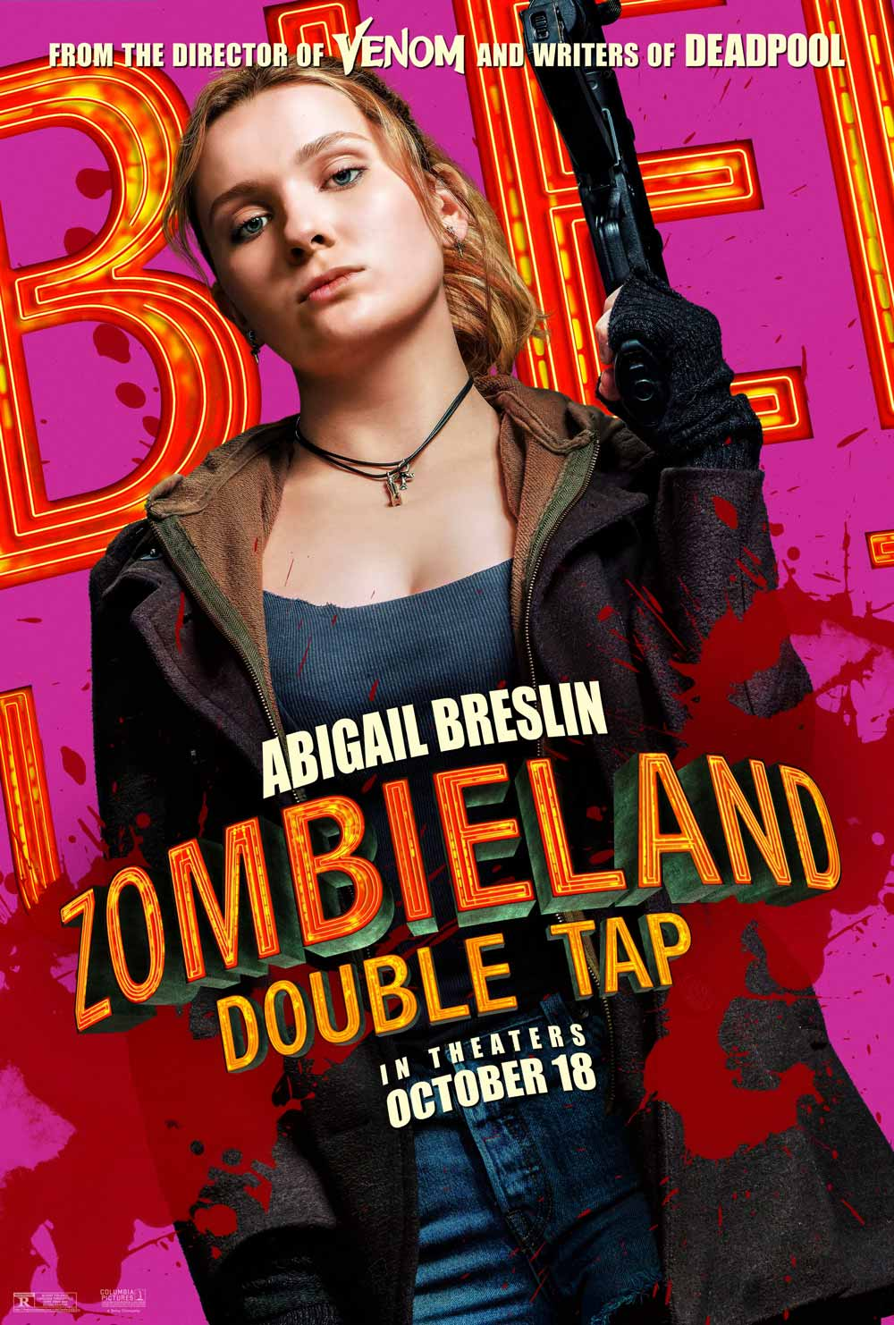 Zombieland Mata y remata Abigail Breslin