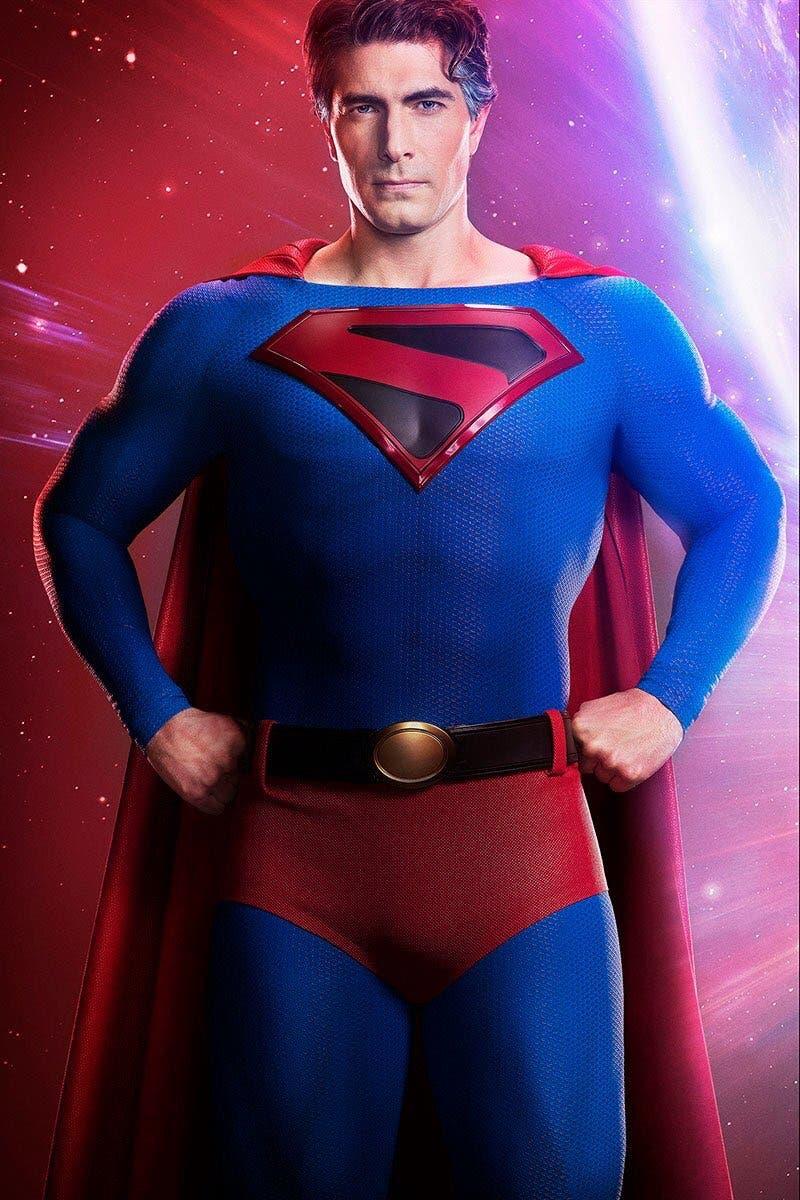 Brandon Routh Superman Kingdom Come