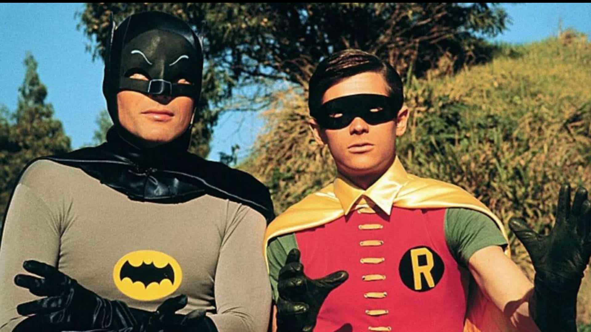 imagen Batman y Robin serie de los años 60