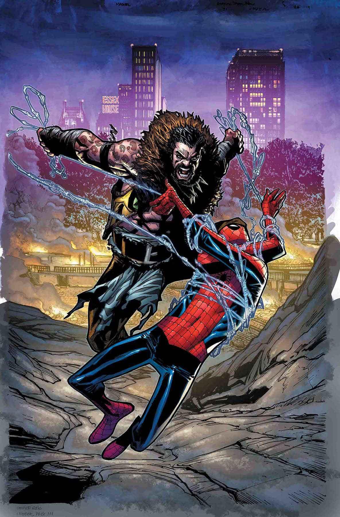El Asombroso Spiderman 8