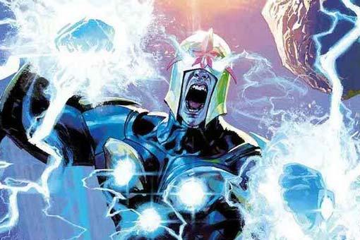 El mayor villano galáctico de Marvel regresa para terminar con todo