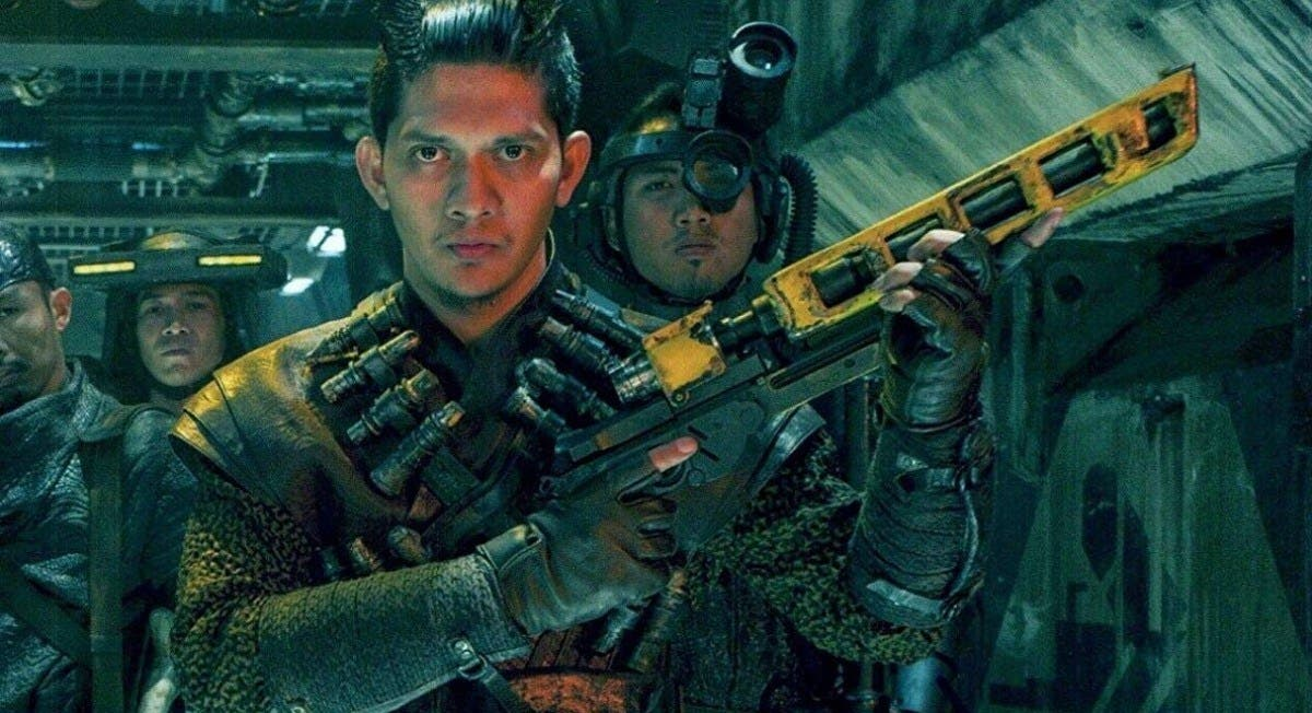 G.I.JOE SNAKE EYES PARAMOUNT_IKO-UWAIS_HARD MASTER STAR WARS THE RAID