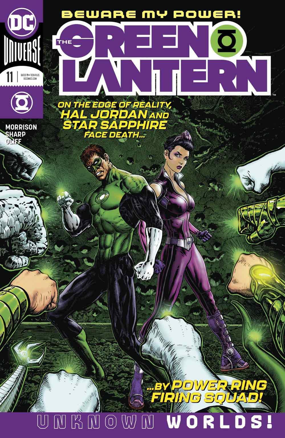 The Green lantern 11