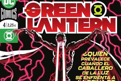 The Green Lantern 4