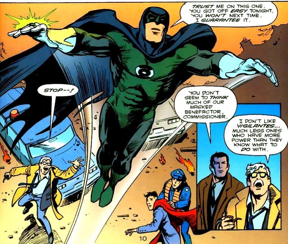 Green Lantern Darkest Knight