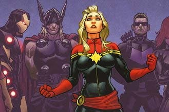 Marvel Saga Capitana Marvel 3