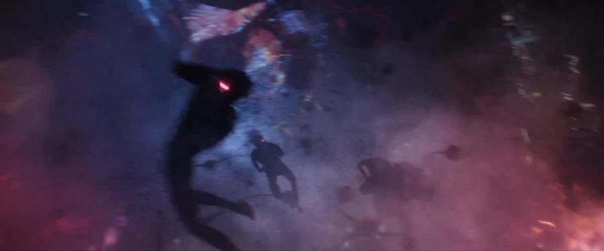 Fotograma Doctor Strange - Los sin mente