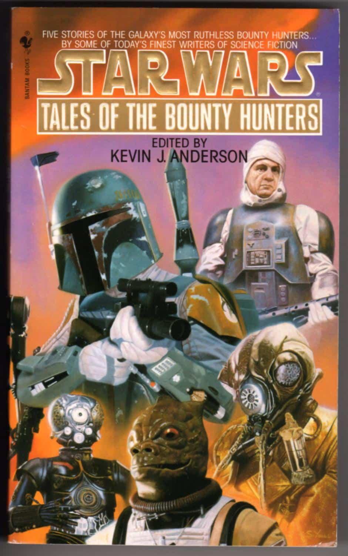 Portada de Star Wars Tales of the Bounty Hunters