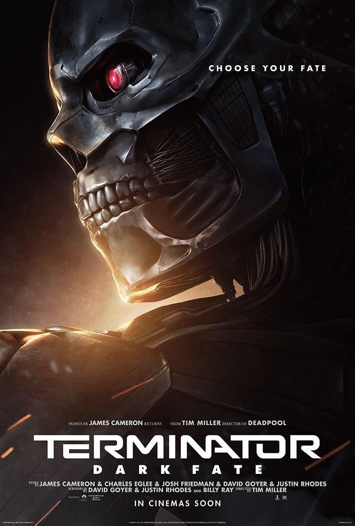 REV-9 terminator: destino oscuro