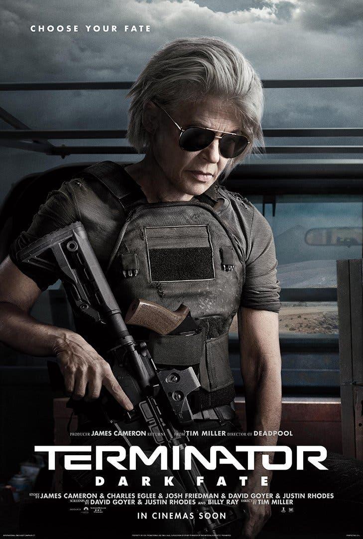 Sarah Connor Terminator: Destino oscuro