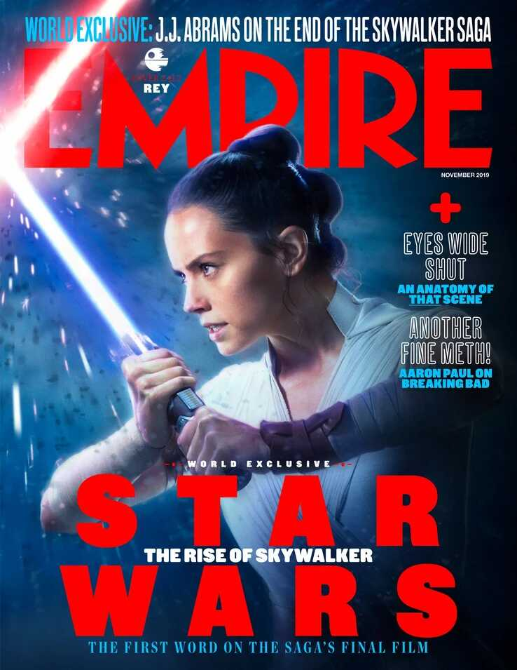 Star wars: El ascenso de Skywalker Rey