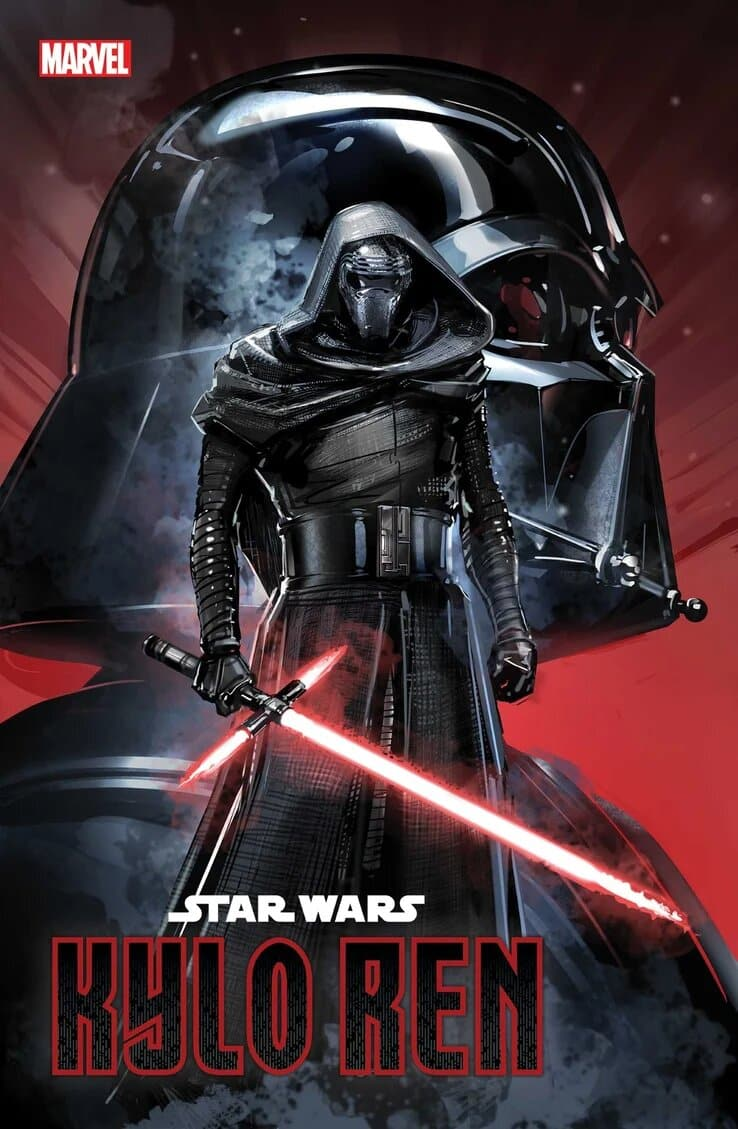 Portada Star Wars: Rise of Kylo Ren Comic