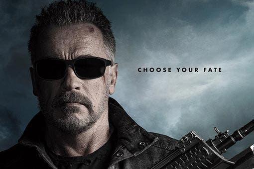 T-800 Terminator: Destino oscuro