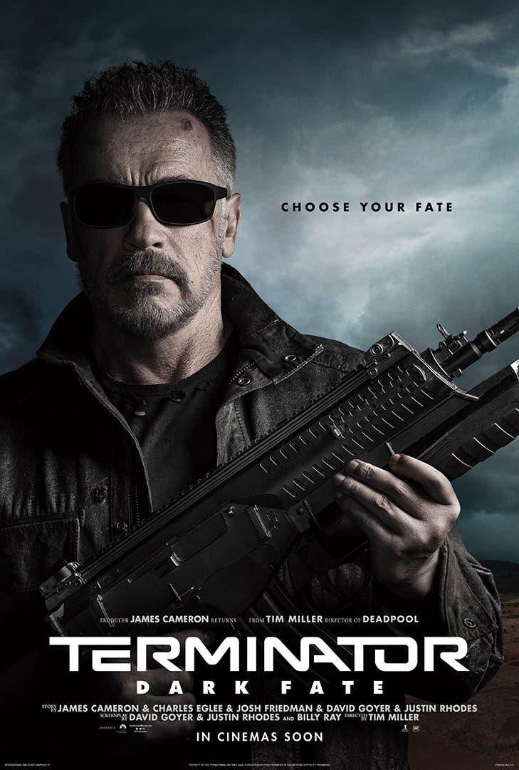 T800 Terminator: Destino oscuro