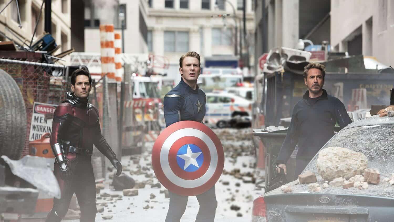 película Marvel Studios Vengadores: endgame
