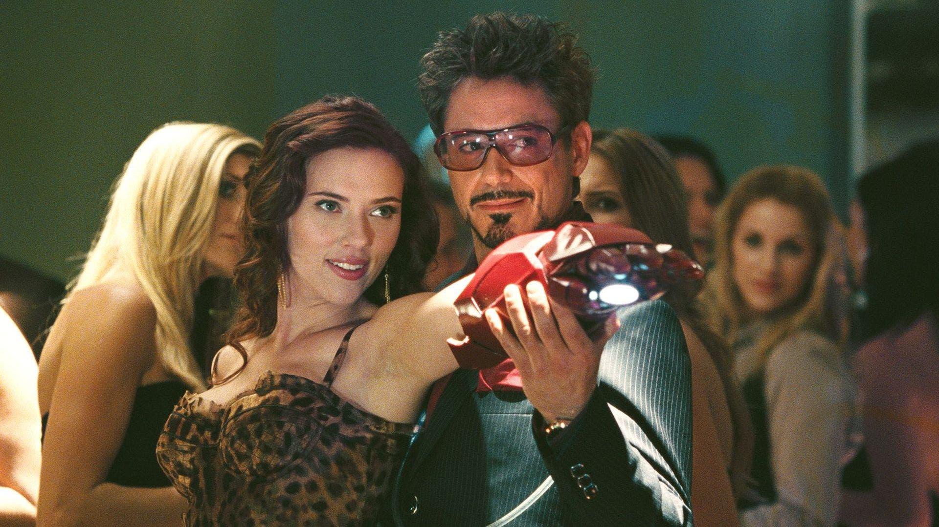 Podríamos ver a Iron Man de Robert Downey Jr. en Viuda Negra (Black Widow)!!!!
