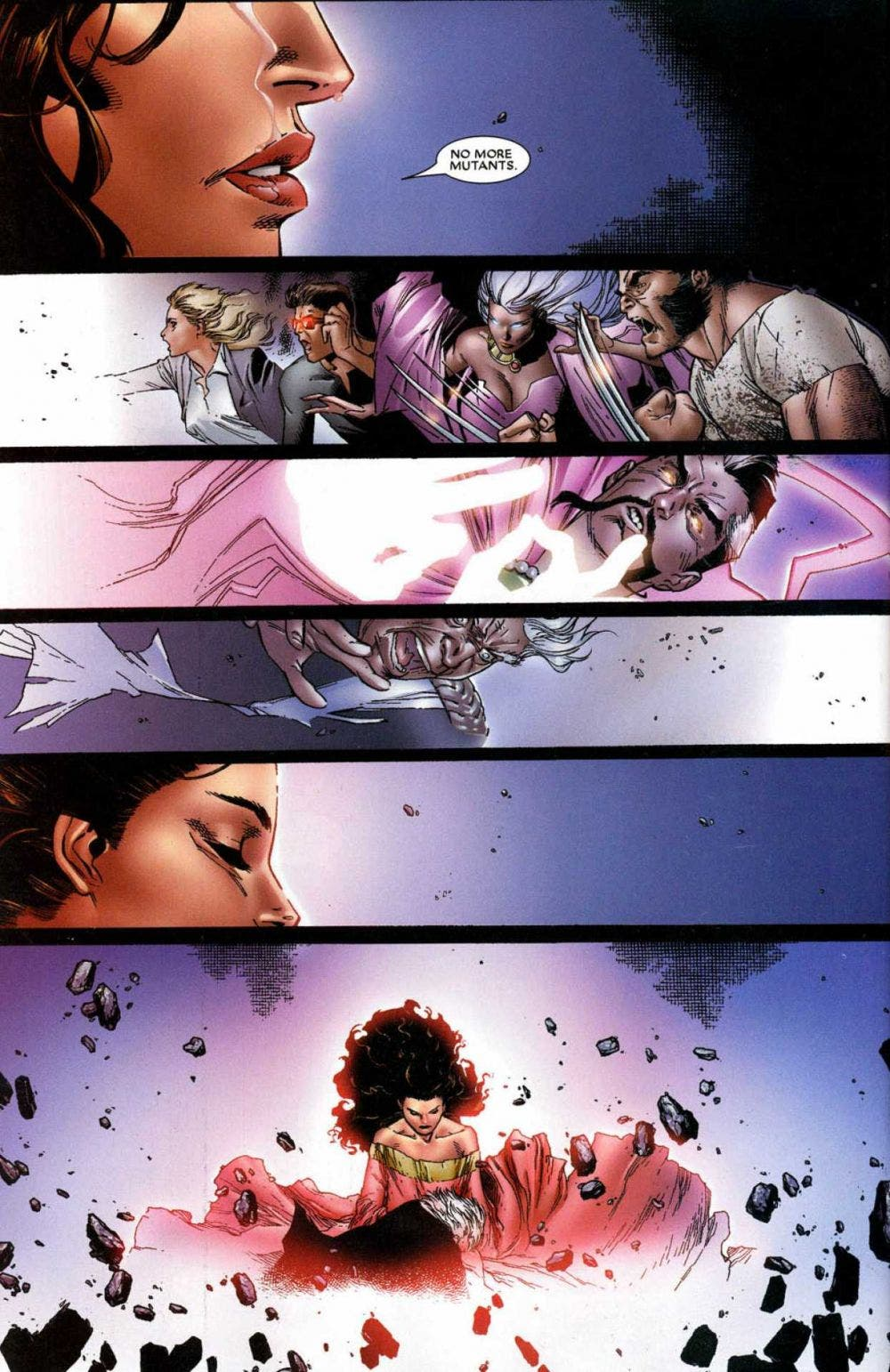 Marvel recuerda a fans de X-MEN que Bruja Escarlata es una amenaza